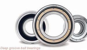 20 mm x 47 mm x 31 mm  NKE GYE20-KRRB deep groove ball bearings