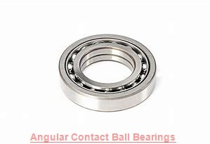 80 mm x 140 mm x 26 mm  SKF 7216 ACD/HCP4A angular contact ball bearings