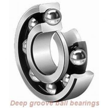 32 mm x 58 mm x 13 mm  ISO 60/32-2RS deep groove ball bearings