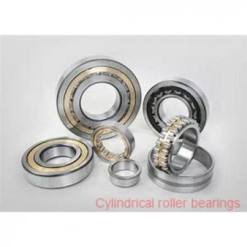 460 mm x 830 mm x 165 mm  ISO NUP1292 cylindrical roller bearings