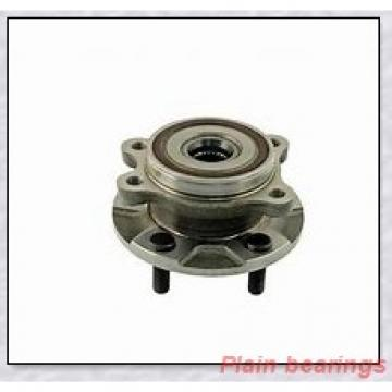 22 mm x 42 mm x 28 mm  ISB TSF 22 C plain bearings