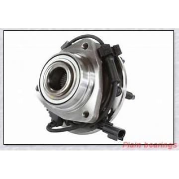 100 mm x 160 mm x 88 mm  NSK 100FSF160 plain bearings