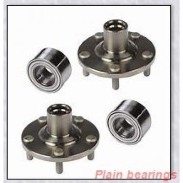 50 mm x 75 mm x 35 mm  ISO GE50DO plain bearings