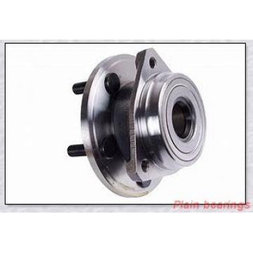 120 mm x 180 mm x 38 mm  LS GAC120N plain bearings
