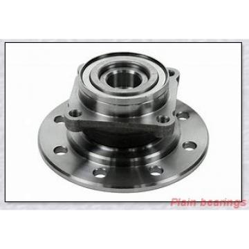 30 mm x 50 mm x 27 mm  FBJ GE30XS/K plain bearings