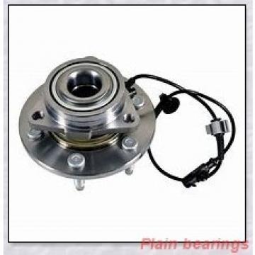 30 mm x 47 mm x 22 mm  IKO GE 30ES plain bearings