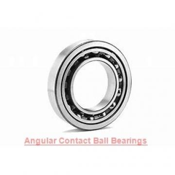ISO 7309 BDF angular contact ball bearings