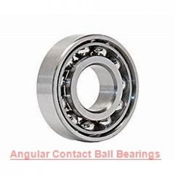 75 mm x 160 mm x 37 mm  NKE 7315-BE-J angular contact ball bearings