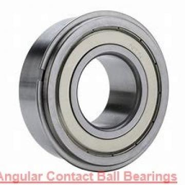 75 mm x 115 mm x 20 mm  KOYO 7015 angular contact ball bearings