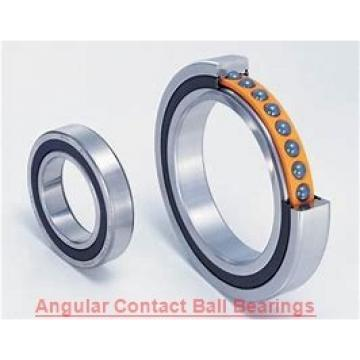 95 mm x 170 mm x 32 mm  SKF QJ 219 N2MA angular contact ball bearings