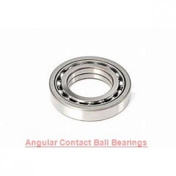 17 mm x 47 mm x 22,2 mm  ZEN S3303 angular contact ball bearings