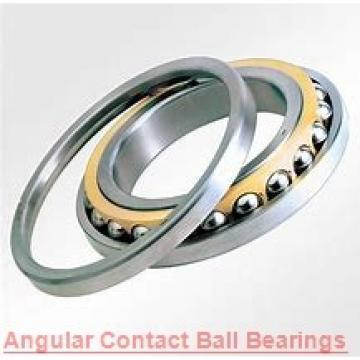 60 mm x 95 mm x 18 mm  NACHI 7012CDB angular contact ball bearings