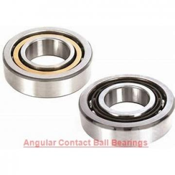 90 mm x 125 mm x 18 mm  SKF 71918 CB/P4AL angular contact ball bearings