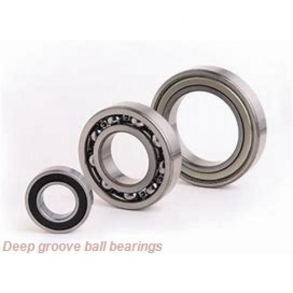 Toyana 61807 deep groove ball bearings #1 image