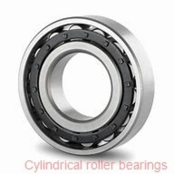 480 mm x 700 mm x 100 mm  NSK NU1096 cylindrical roller bearings #1 image