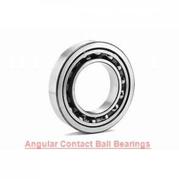 15 mm x 42 mm x 13 mm  FBJ 7302B angular contact ball bearings #1 image