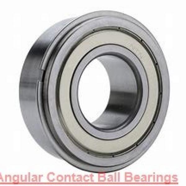 40,000 mm x 63,600 mm x 16,000 mm  NTN SF0815 angular contact ball bearings #1 image