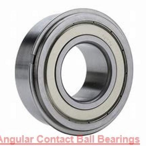 45 mm x 75 mm x 16 mm  SKF 7009 CD/P4AH angular contact ball bearings #1 image