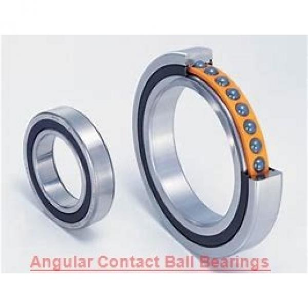 20 mm x 37 mm x 9 mm  SKF S71904 ACE/P4A angular contact ball bearings #1 image