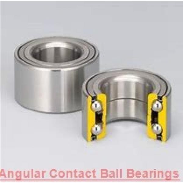 55 mm x 90 mm x 18 mm  SNFA HX55 /S/NS 7CE1 angular contact ball bearings #1 image