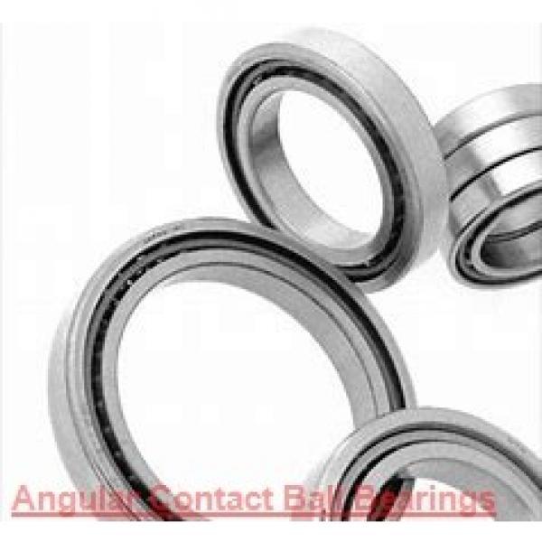 25 mm x 62 mm x 17 mm  ISB QJ 305 N2 M angular contact ball bearings #1 image
