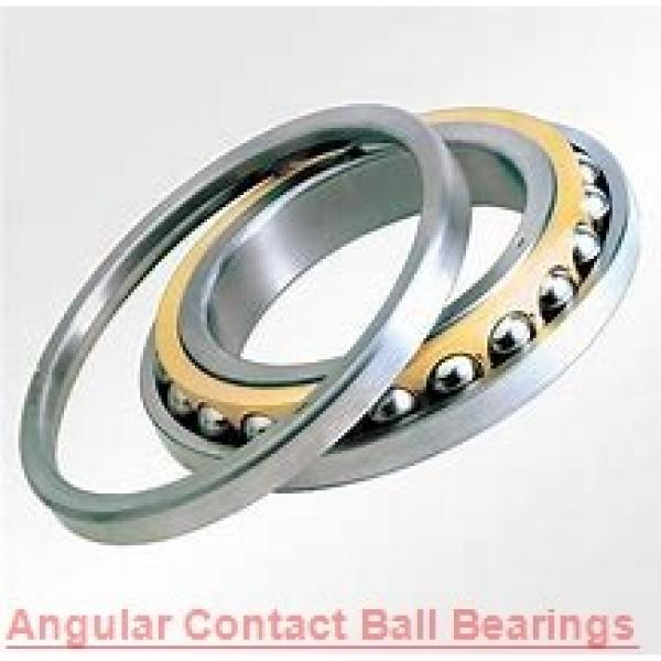10 mm x 22 mm x 6 mm  FAG B71900-E-T-P4S angular contact ball bearings #1 image